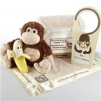 Baby Aspen 5 Little Monkeys - Giftsets 100155 : lilylimes