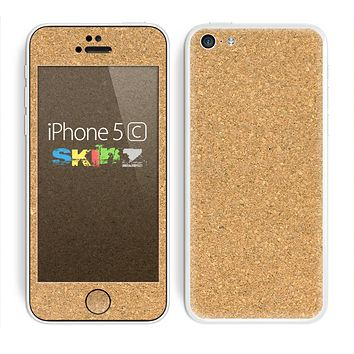 The CorkBoard Skin for the Apple iPhone 5c