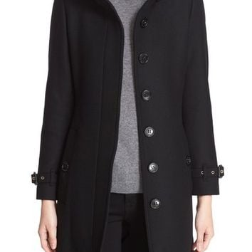 Burberry Brit 'Gibbsmoore' Funnel Collar Trench Coat | Nordstrom