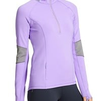 Athleta Womens Lunar Half Zip