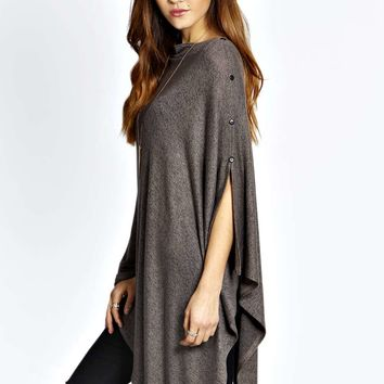 Charlie Knitted Cape