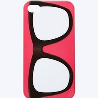 Nerd Glasses iPhone 4/4S Case