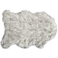 Gordon Faux Sheepskin Hand Knotted Rugs - JCPenney