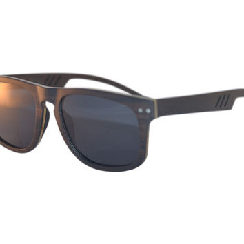 Live For Today- Layered Wood Sunglasses