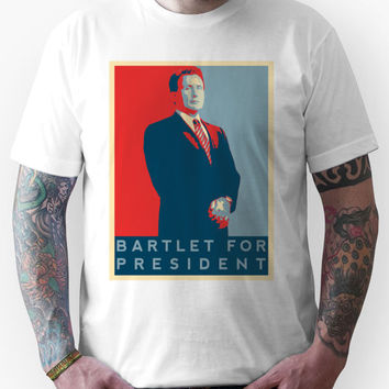 The West Wing: Bartlet for President T-Shirt Unisex T-Shirt
