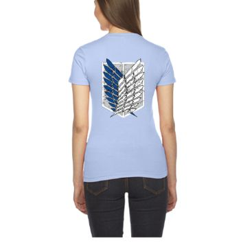 Attack On Titan - Women's Tee