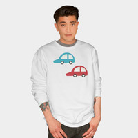 Beep Beep! Crewneck By Lalainelim Design By Humans