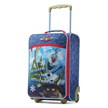 American Tourister Luggage, Disney's Frozen Olaf 18-in. Wheeled Carry-On