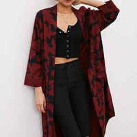 Silence + Noise Maxi Duster Jacket