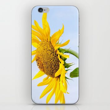 Sunflower iPhone & iPod Skin by anabprego