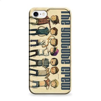 BRITISH YOUTUBERS CREW IN ART iPhone 6 | iPhone 6S case