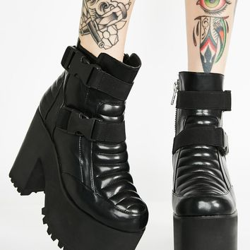 Switchin' Gears Moto Booties