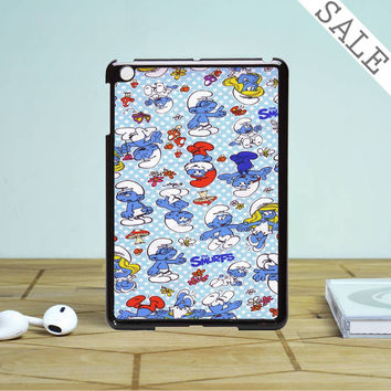 Yard Smurf Polka Dots iPad Mini 2 Case