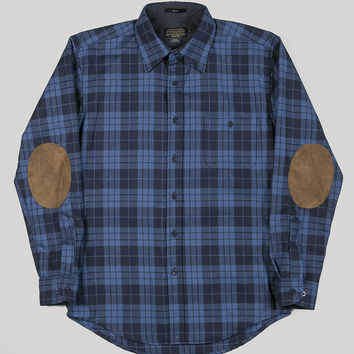 Pendleton Trail Shirt Blue Plaid