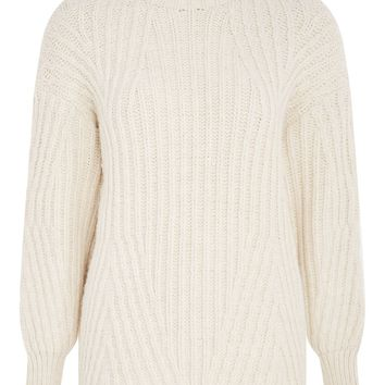 Deflected Rib Jumper - New In Fashion - New In