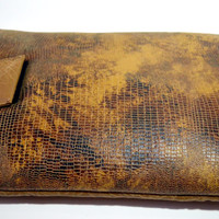 Snake Skin Tablet Case// Kindle Fire Case/ Galaxy Cover/ Google Nexus Case/Nook HD Case/iPad Case