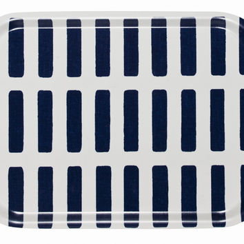 ARTEK SIENA TRAY SMALL NAVY/WHITE