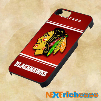 Chicago Blackhawks For iPhone, iPod, iPad and Samsung Galaxy Case