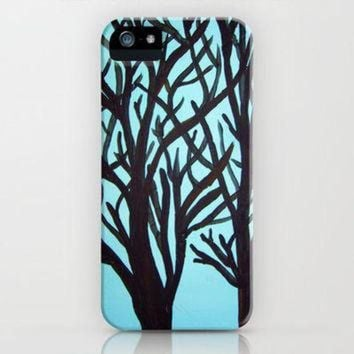 MDIG91W Wolves' Den iPhone Case by Erin Jordan | Society6