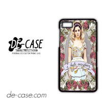 Marina And The Diamonds I Hate Everything For Blackberry Z10 Case Phone Case Gift Present YO