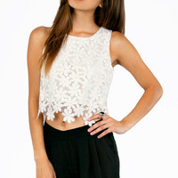 Flower Patch Kid Top $29