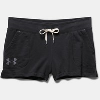 Women's UA Favorite French Terry Shorty | Under Armour US