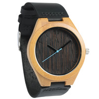 Wooden Watch // African Wenge