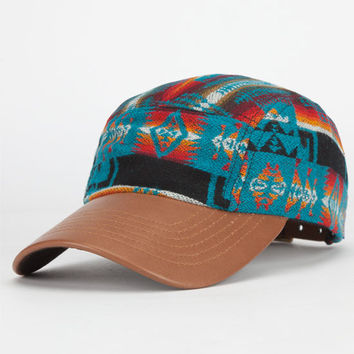 Pendleton Chief Joseph Jacquard Strapback Hat Blue Combo One Size For Men 24389824901