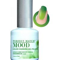 LeChat Perfect Match Mood Gel - Shamrock 0.5 oz - #MPMG22