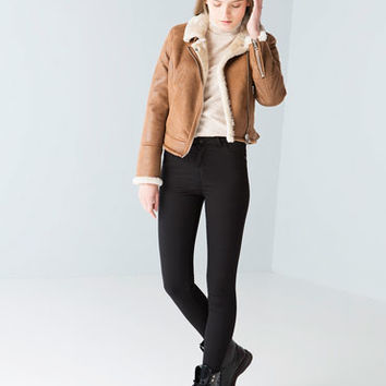 Bershka Ireland - BSK double-sided jacket
