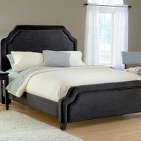 Hillsdale Carlyle Bed Set - Queen - w/Rails