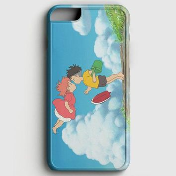 Ponyo On The Cliff iPhone 8 Case | casescraft