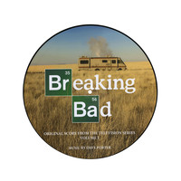 Breaking Bad Volume 2 Vinyl LP Hot Topic Exclusive