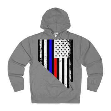 Las Vegas, Nevada First Responder Hoodie-Charity
