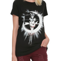 Sailor Moon Transformation Girls T-Shirt