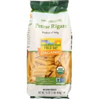 Field Day Pasta - Organic - Traditional - Penne - 16 oz - case of 12