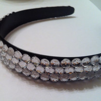 Rhinestone Headband, Customized