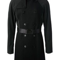 Dior Homme Trench Coat - Francis Ferent - Farfetch.com