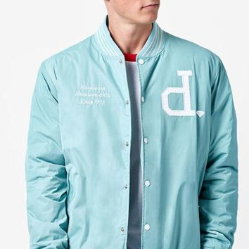 ESBONDI5 Diamond Supply Co Un-Polo Varsity Jacket