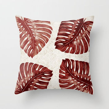 Decorative Throw Pillow - 5 different sizes to Choose From, Square, Rectangular, Double-sided print, Indoors, Outdoors, Cotton, Velveteen
