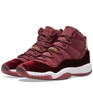 NIKE Air Jordan 11 Retro Heiress Velvet RL GG Ltd Rarity Basketb bc3bf525f