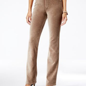 Style & Co. Corduroy Pull-On Bootcut Pants, Only at Macy's