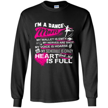 Dance Mom T-Shirt  - mother's day