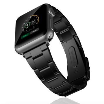 Stainless Tech Watchband for Apple Watch