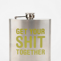 Get Your S**t Together Flask