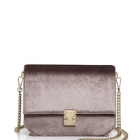 KC JaggerJenner Velvet Shoulder Bag - Bloomingdale's Exclusive
