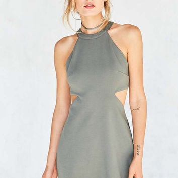 Silence + Noise Meeko Cutout Bodycon Mini Dress - Urban Outfitters