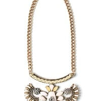 What About Jewel Necklace