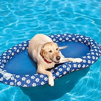 SwimWays Paddle Paws Dog Pool Float (Large)