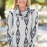 Ellendale Cowl Neck Sweater
